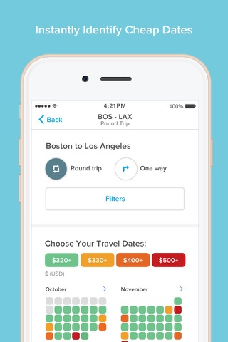 Hopper - Book Flights & Hotels screenshot 2