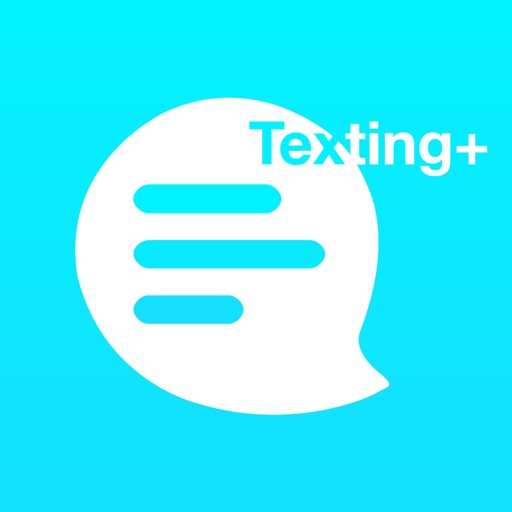 Private Texting+ Second Number iOS App