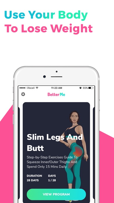 download BetterMe: Workouts appstore review