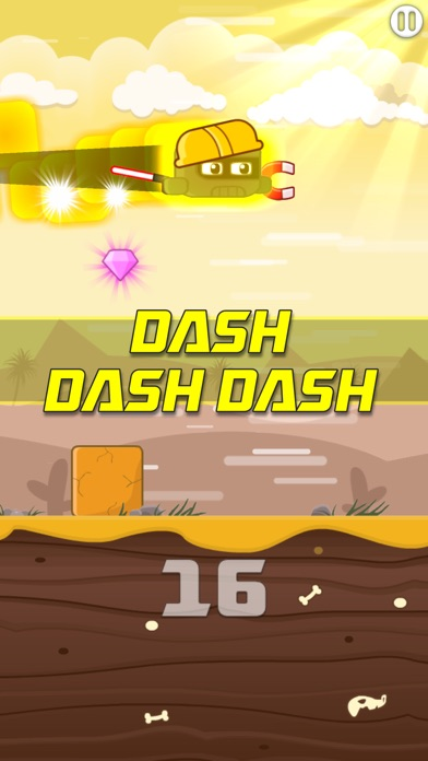 Dashy Dashers iOS Screenshots