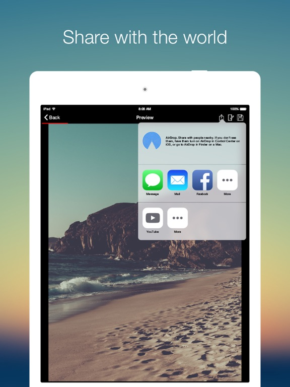 videocam pause edit filters on the app store