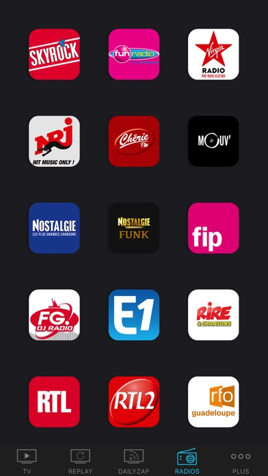 download TV Direct, Programme TV et Replay TV apps 1