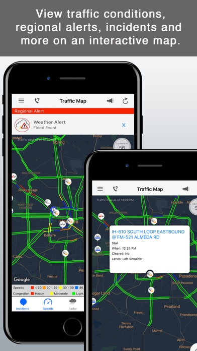 To Full New Download 2019 Houston Traffic Map Blv 2 6 From Monova