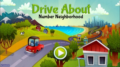 Drive About Numbers Screenshots