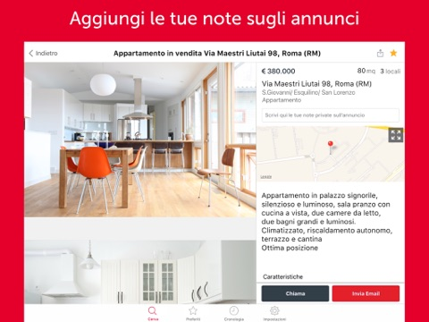 Casa.it - Annunci immobiliari screenshot 3