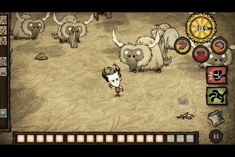 Don't Starve: Pocket Edition screenshot 2