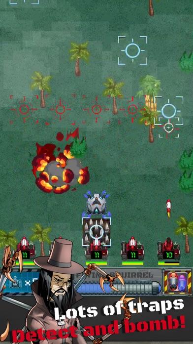 Tank Army - Fast Fingers Shmup Screenshots
