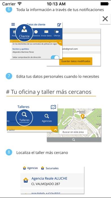Reale seguros en el app store - Reale seguros oficinas ...