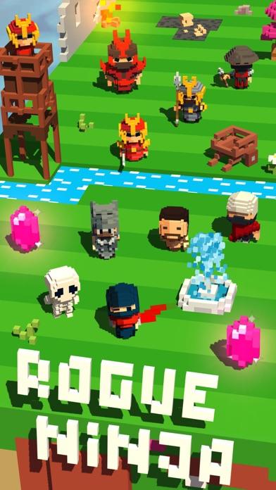Screenshot of Rogue Ninja1