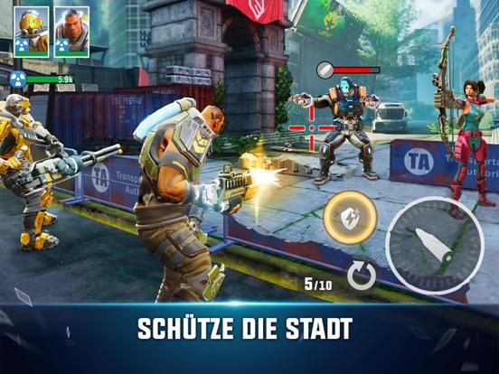 Screenshot 1 Hero Hunters