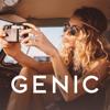 mitsubachiworks inc. - GENIC(ジェニック) アートワーク