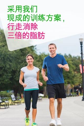 Walking for Weight Loss PRO screenshot 1