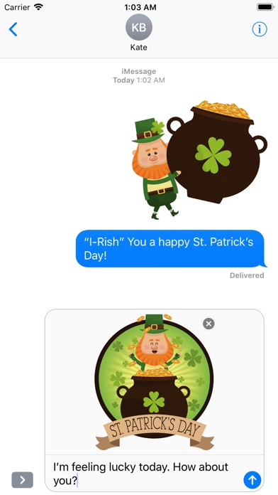download Happy Saint Patrick's Day apps 4