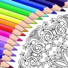 app icon of Colorfy: Coloring Book