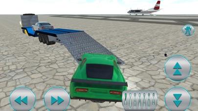 Airplane Robot Car Transporter screenshot 3