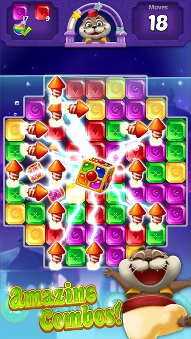 Jewel Pop : Treasure Island Screenshot 3