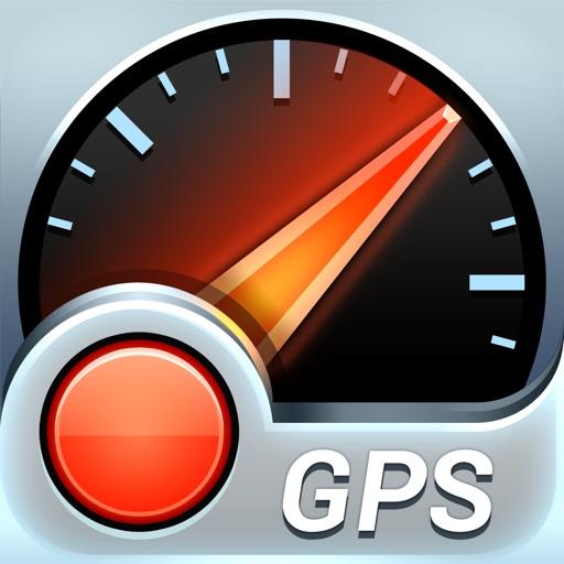 Speed Tracker Free app icon图