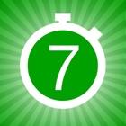7 分間エクササイズ - 7 Minute Workout icon