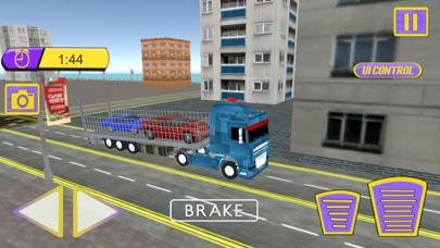 Airplane Car Transporter 3D screenshot 1
