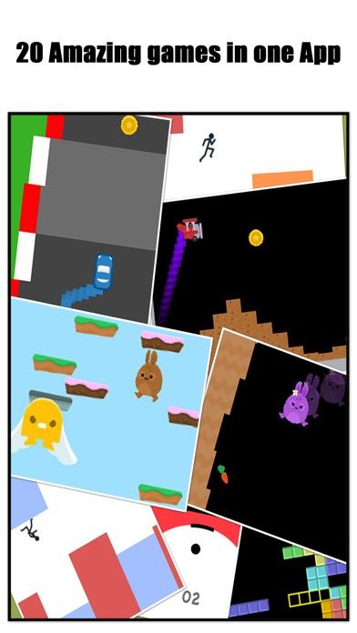 Mini Watch Games 20-in-1 Screenshot