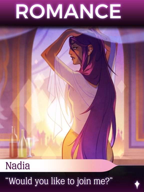 The Arcana - A Romance Mystery Screenshot