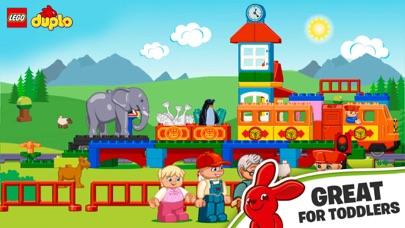 Screenshot of LEGO® DUPLO® Train3