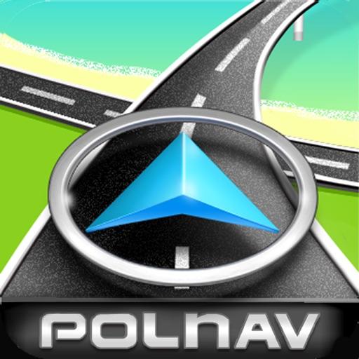 Polnav mobile離線導航