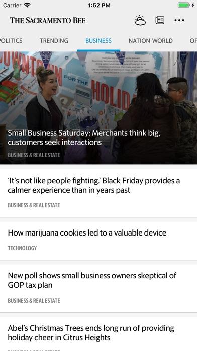 App Shopper: Sacramento Bee News (News)