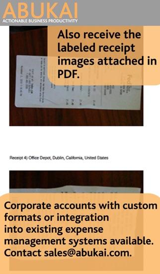 Screenshot von ABUKAI Rechnungen, Kosten5