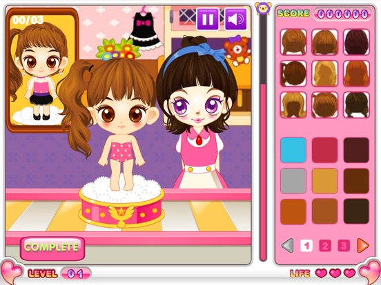 Doll Maker Скриншоты5