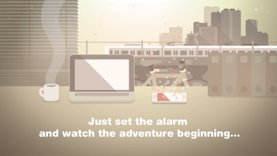 dreeps: Alarm Playing Game screenshot 2