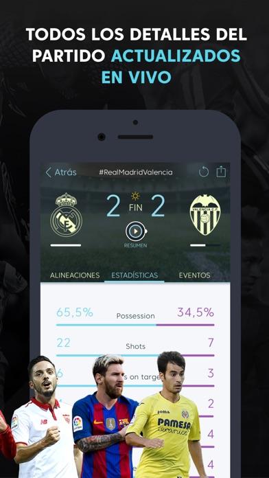 download La Liga: App Oficial de Fútbol apps 3