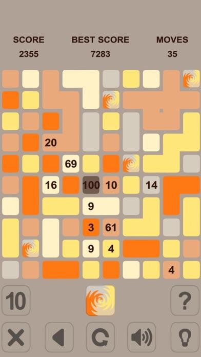 Blocks Numbers Puzzle Скриншоты7