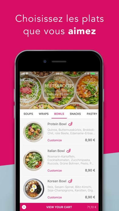 download foodora - livraison de repas apps 4
