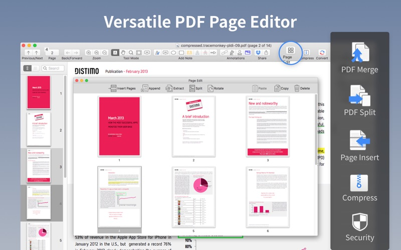 PDF Professional Suite Screenshot - 3