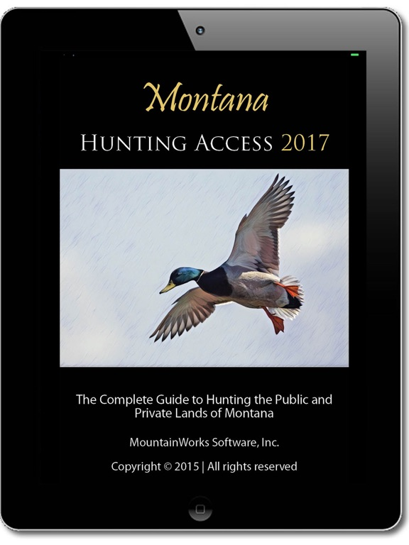 montana hunting access 2017 on the app store