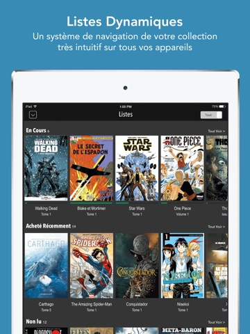 comiXology - Comics & Manga screenshot 4