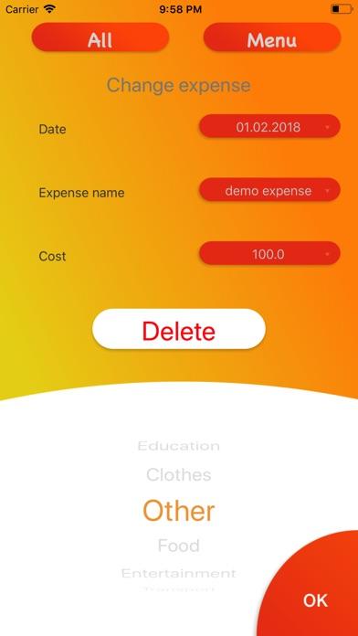 My Easy Expenses