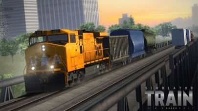 Train Simulator PRO 2018 screenshot1