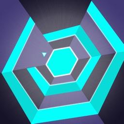 Infinite Hexagon - Super Geometry Mania!