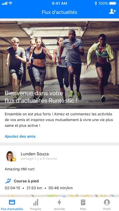 download Runtastic GPS et course à pied apps 1