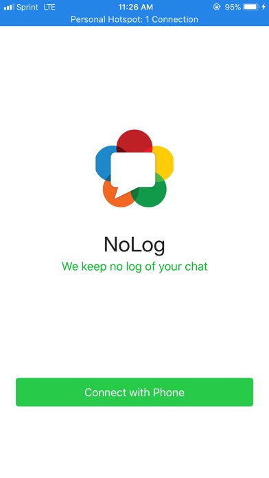 NoLog Screenshots