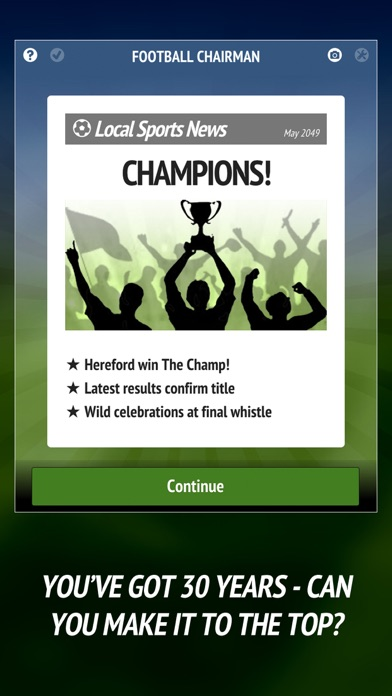 download Football Chairman (Soccer) apps 3