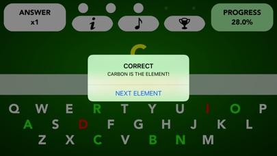化学周期表クイズ (広告なし) screenshot1