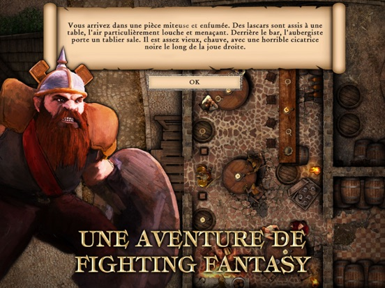 Screenshot #5 pour Fighting Fantasy Legends