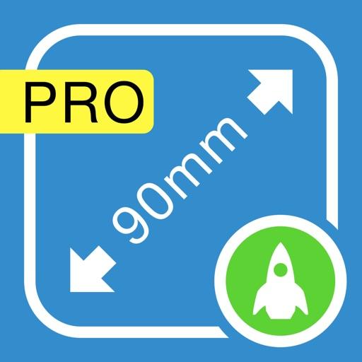 測定アプリ My Measures PRO + AR
