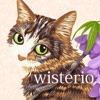 神戸元町のハンドメイド雑貨店「wisterio」