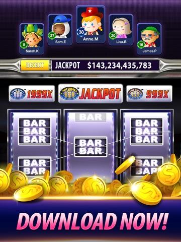 Slot free da bar