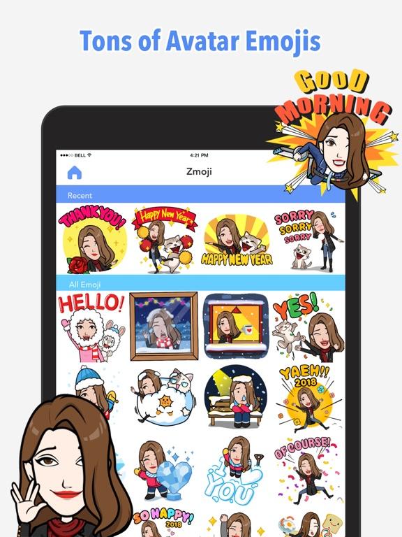 T 233 L 233 Charger Emoji Me Keyboard Zmoji Pour Iphone Ipad