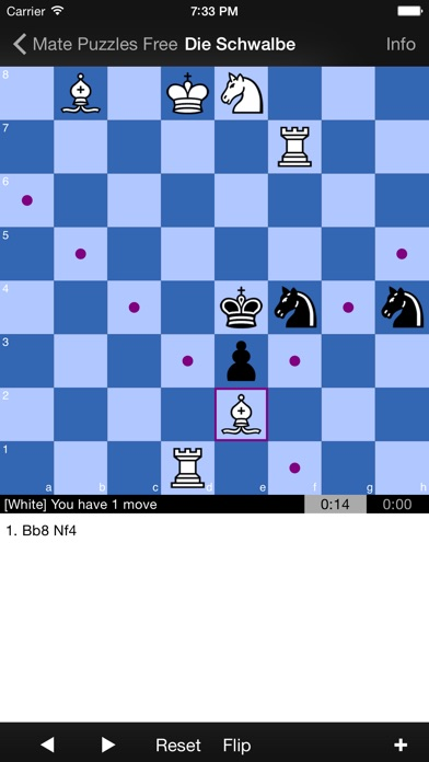 Chess Puzzles Lite Скриншоты3